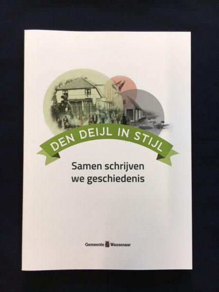 Cover Den Deijl
