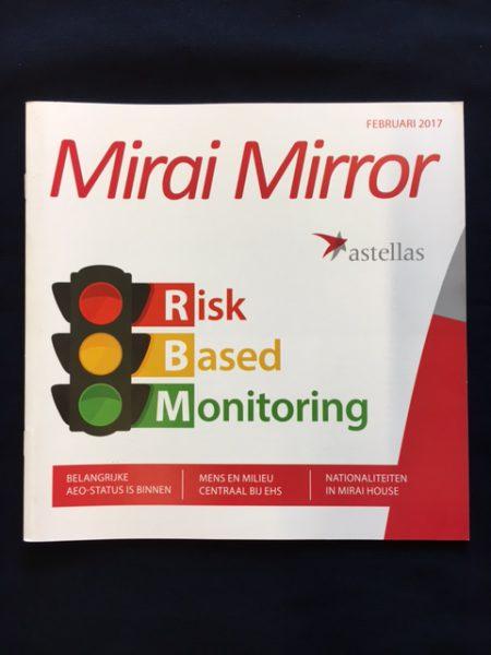 Cover Mirai Mirror februari 2017
